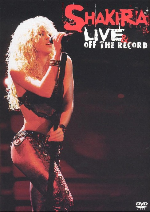 Live & off record (DVD) - image 1 of 1