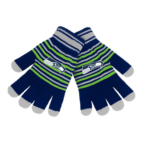 NFL Seattle Seahawks Knit Glove - image 1 of 1