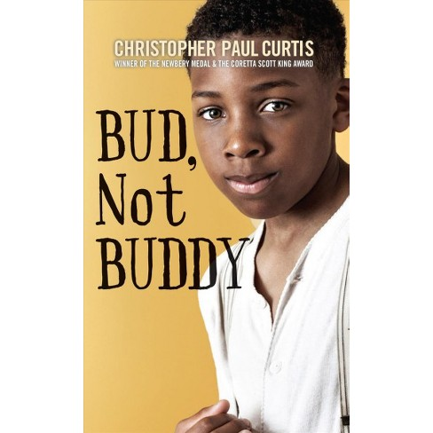 bud not buddy large print hardcover christopher paul curtis
