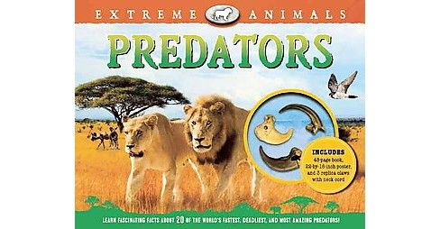Extreme Animals : Predators (Hardcover) (Paul Beck) - image 1 of 1