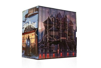 Harry Potter Special Edition Boxed Set (Paperback)by J. K. Rowling, Kazu Kibuishi and Mary GrandPre