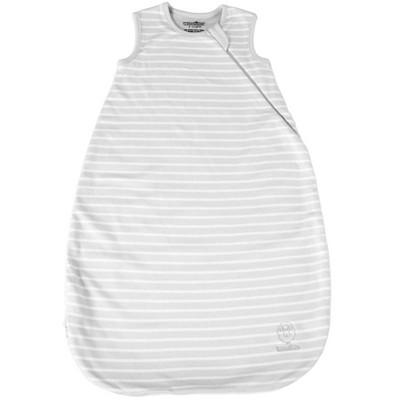 Woolino 4 Season Sleep Sack Basic - Gray 0-6 Months