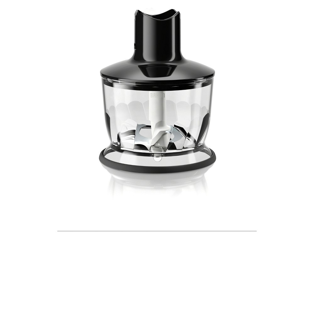 Braun 6 Cup Food Processor Attachment, Clear 52927842