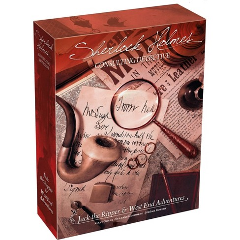 Space Cowboys Sherlock Holmes: Jack the Ripper & West  End Adventures Game - image 1 of 4