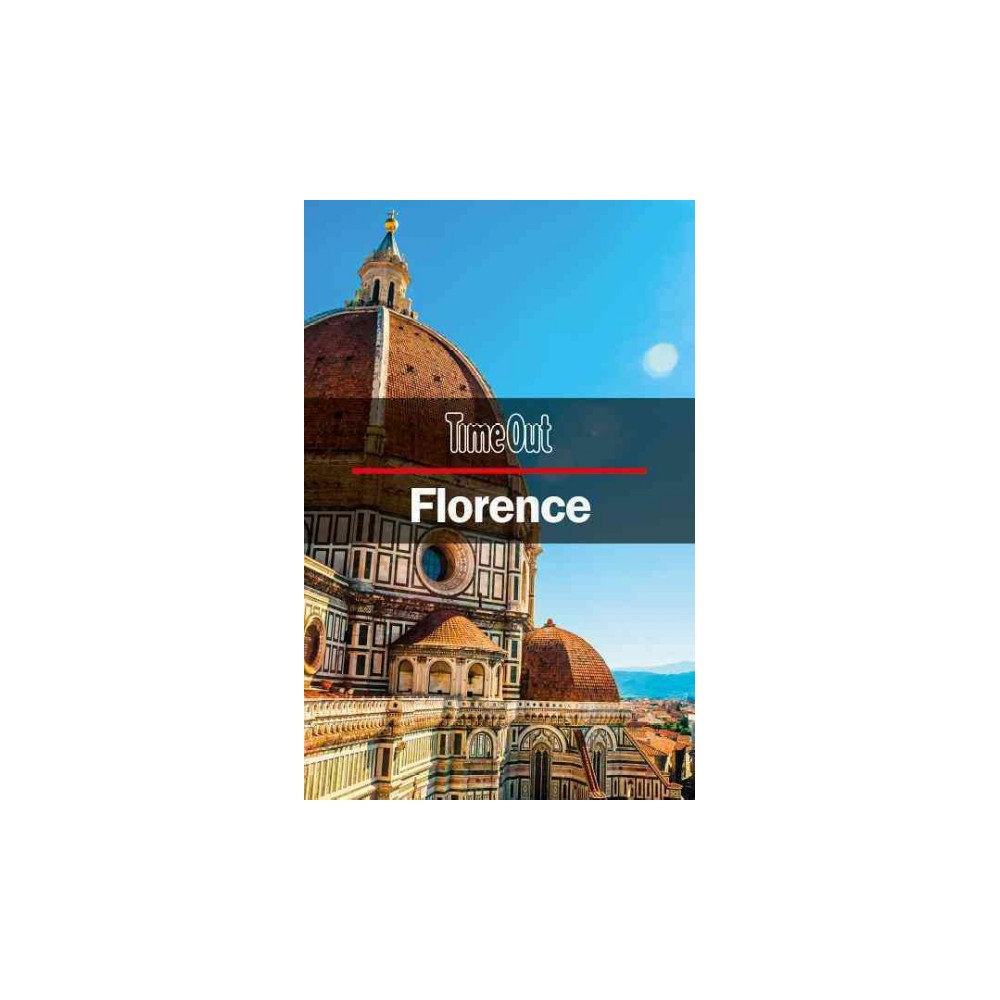 Time Out City Guide Florence (Paperback)