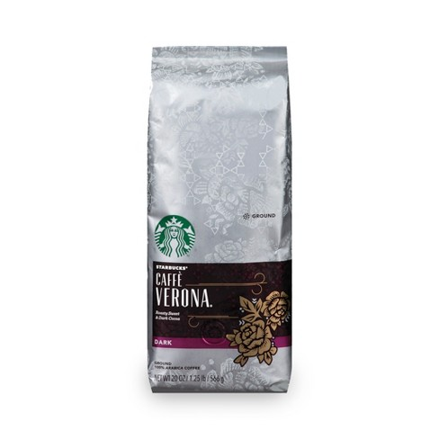 Starbucks Caffè Verona Dark Roast Ground Coffee - 20oz - image 1 of 3