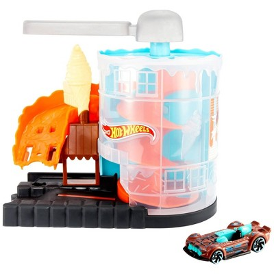 Hot Wheels Toy Vehicle Playsets