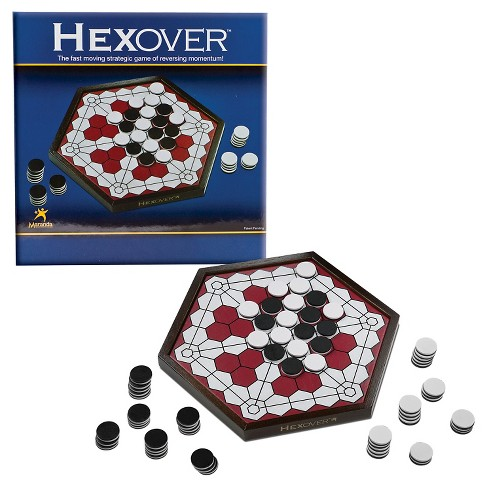 Maranda Enterprises Hexover Strategy Game - image 1 of 2