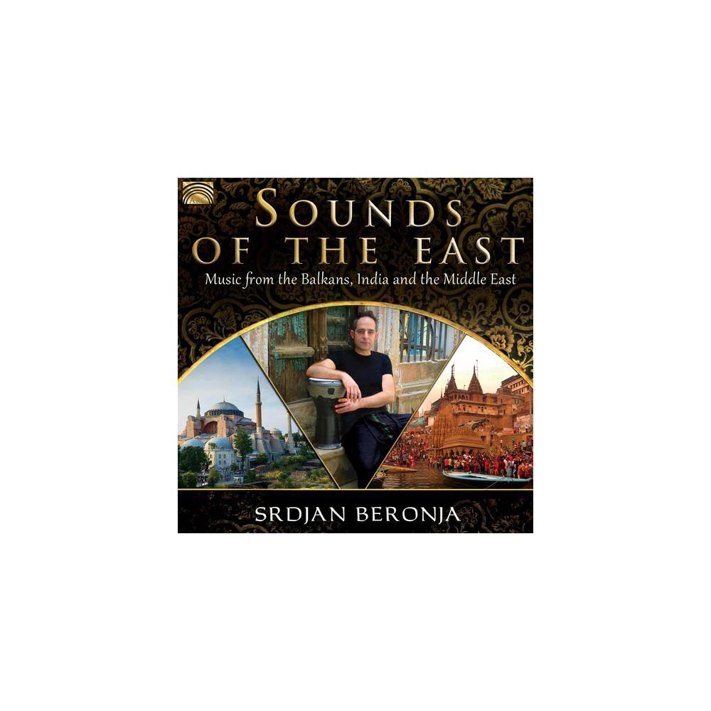 Srdjan Beronja - Sounds Of The East (CD)