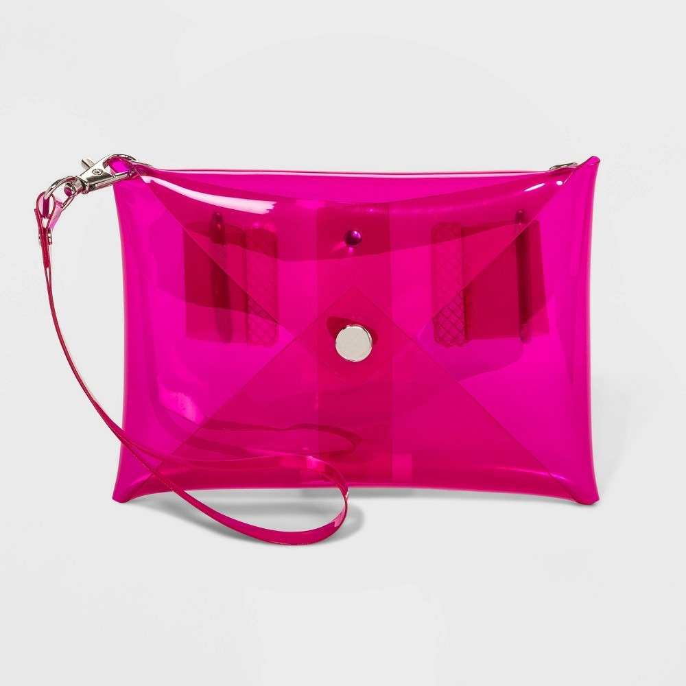 Image of Color Tribe Women's Stadium Friendly Convertible Fanny Pack - Pink, Adult Unisex, Size: Small
