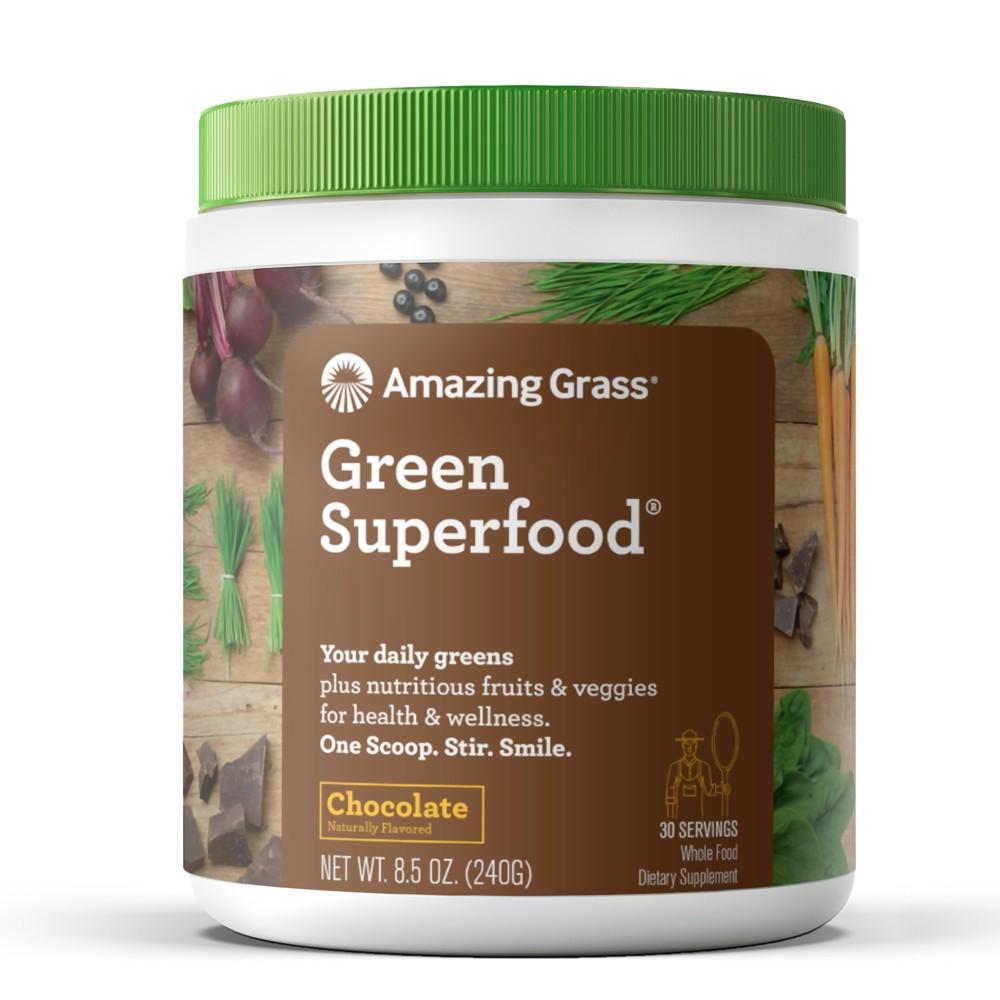 + Green Superfood Chocolate 30 Servings