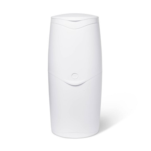 Diaper Pail - White - Up&Up™ - image 1 of 3