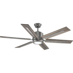 "Progress Lighting Glandon 60 Glandon 60"" 6 Blade Indoor Ceiling Fan"
