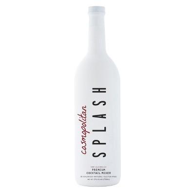 Splash Cosmopolitan Cocktail Mixer - 750ml Bottle