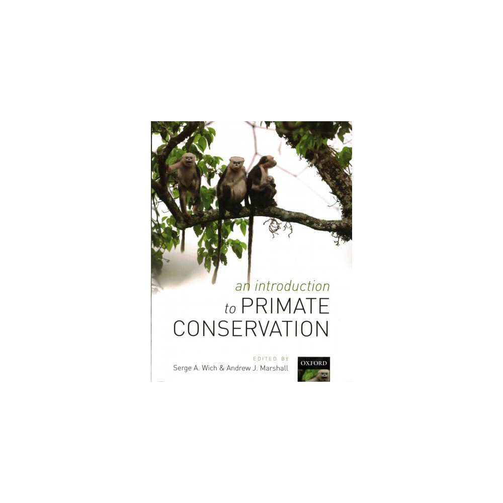 Introduction to Primate Conservation (Paperback)