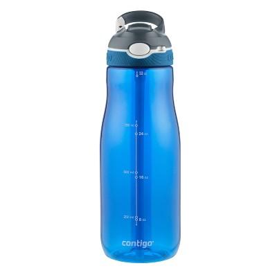 Contigo 32oz Autospout Ashland Straw Water Bottle