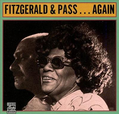 Ella Fitzgerald - Fitzgerald & Pass...Again (CD)