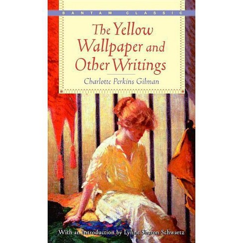 The Yellow Wallpaper - by  Charlotte Perkins Gilman (Paperback) - image 1 of 1