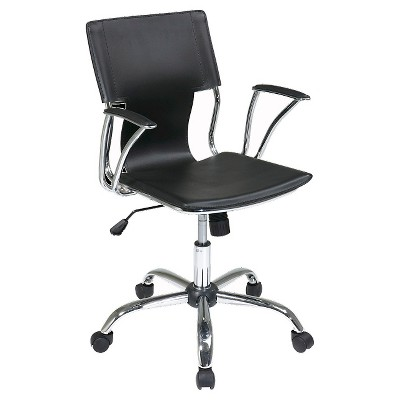 Dorado Office Chair Black - OSP Home Furnishings
