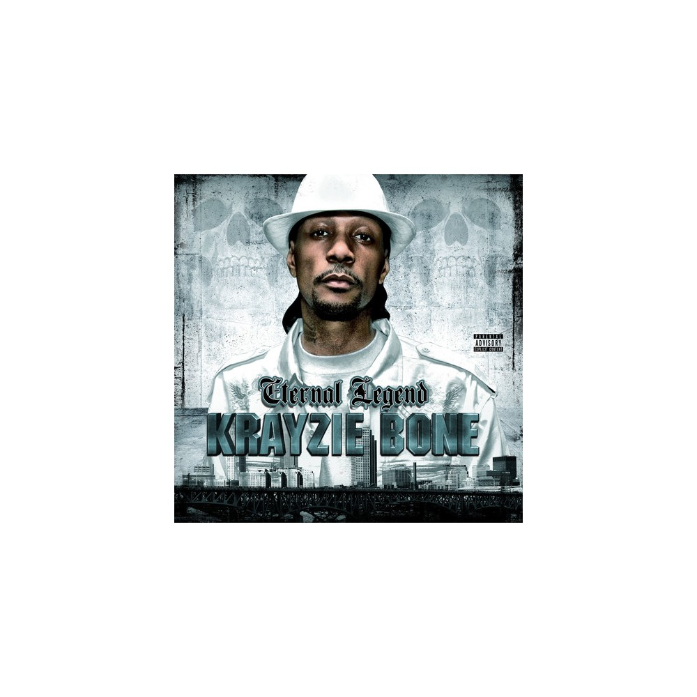 Krayzie Bone - Eternal Legend (CD)