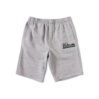 Volcom Boys Eastmont Fleece Short