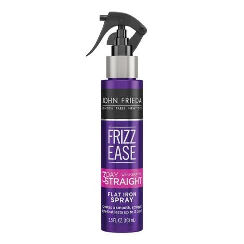 Frizz Ease John Frieda 3Day Straight Flat Iron Spray - 3.5 fl oz - image 1 of 1