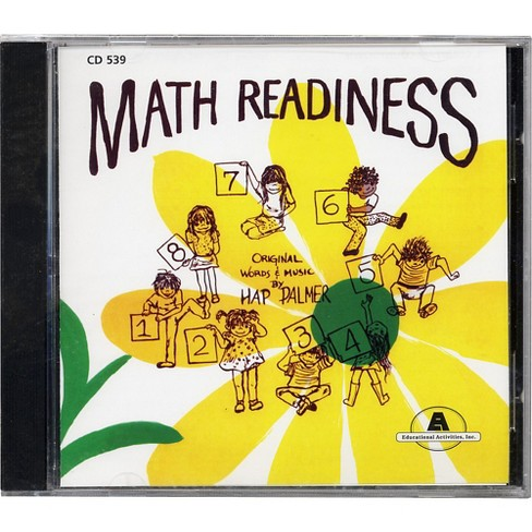 Educational Activities Math Readiness Series Math Readiness Cd Set - image 1 of 1