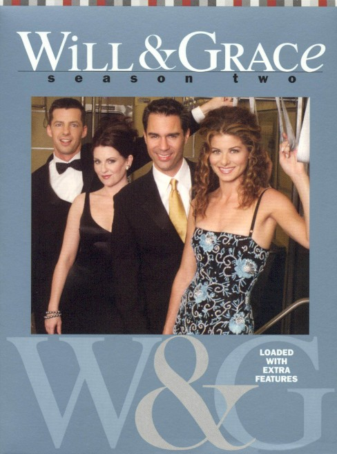 Will & Grace: Season Two [4 Discs] - image 1 of 1