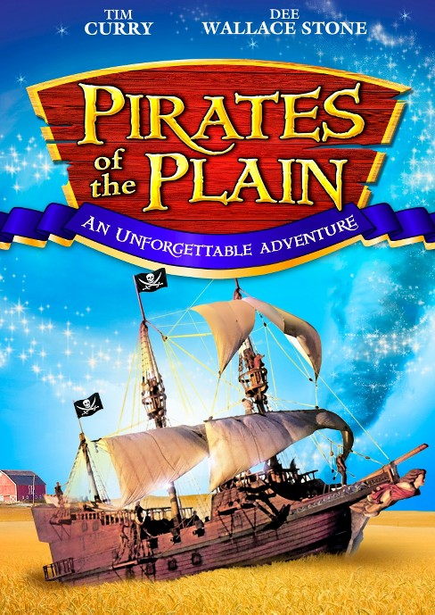 Pirates of the plain (DVD) - image 1 of 1