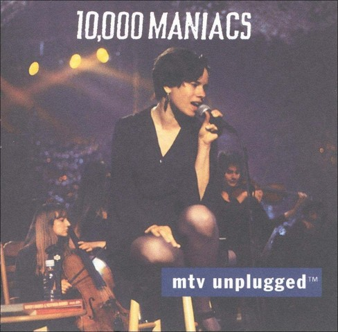 000 maniacs 10 - Mtv unplugged (CD) - image 1 of 5