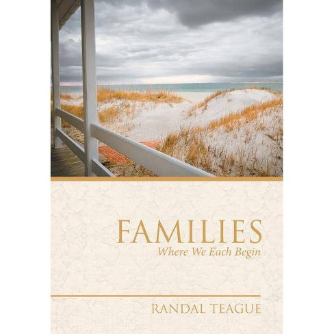 Families - by  Randal Teague (Hardcover) - image 1 of 1