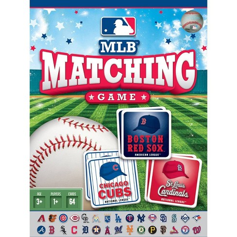MasterPieces MLB Matching Game - image 1 of 4
