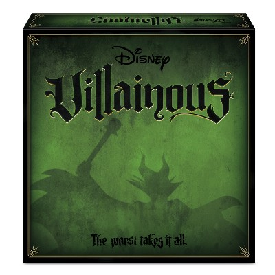 Ravensburger Disney Villainous The Worst Takes It All Game