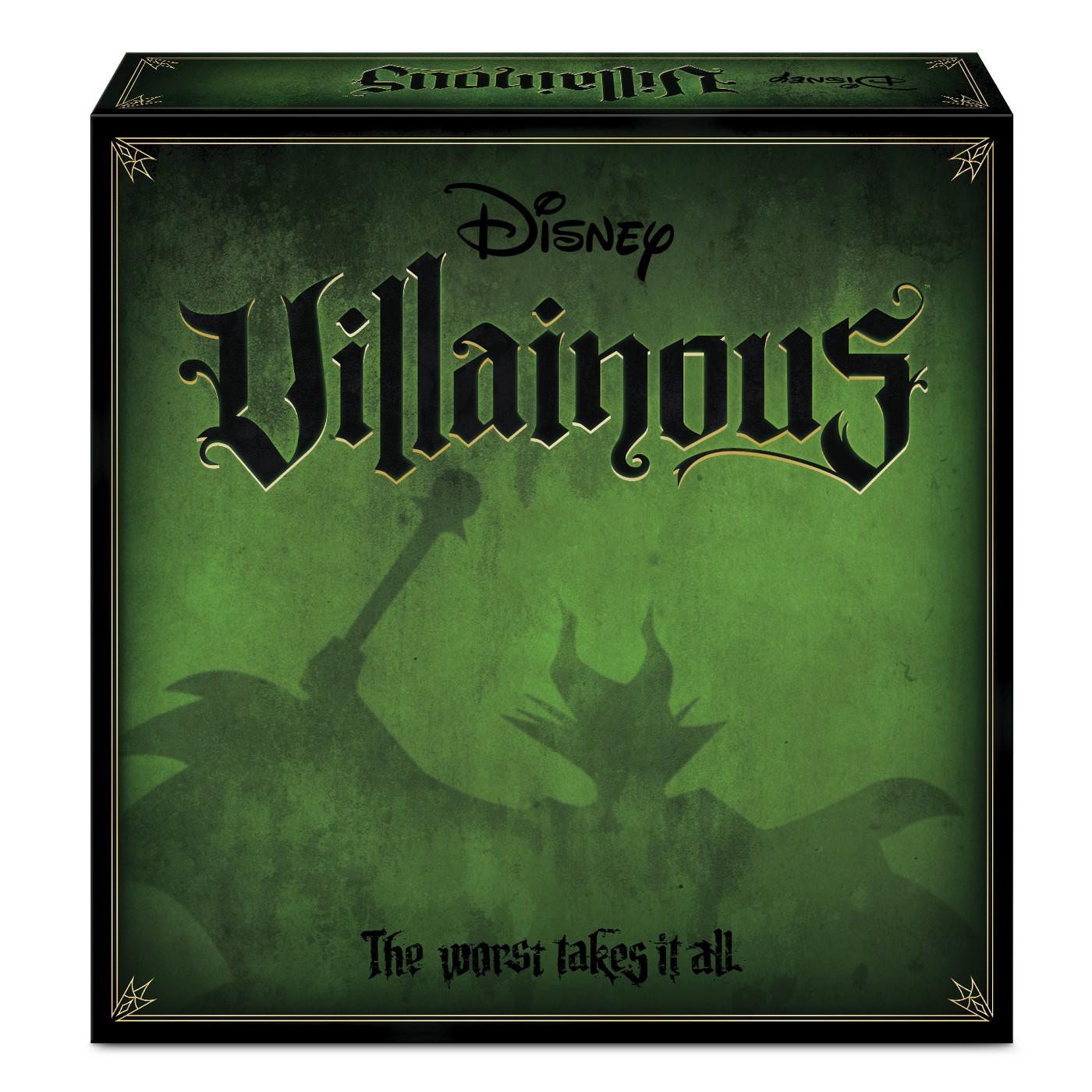Wonder Forge Disney Villainous Board Game - image 1 of 3