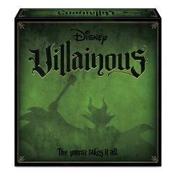 Ravensburger Disney Villainous The Worst Takes It All Game