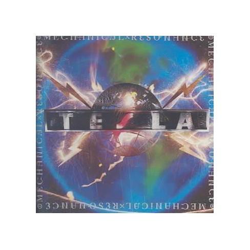 Tesla - Mechanical Resonance (CD) - image 1 of 1