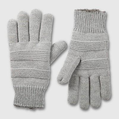 Isotoner Women's SmartDRI Knit Gloves
