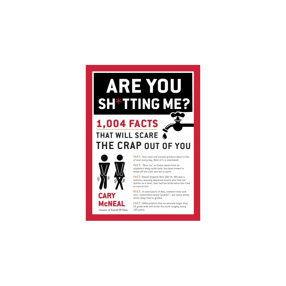 Are You Sh*tting Me? (Paperback)