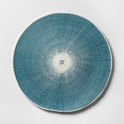 Teal Round Starburst Placemat - Opalhouse™