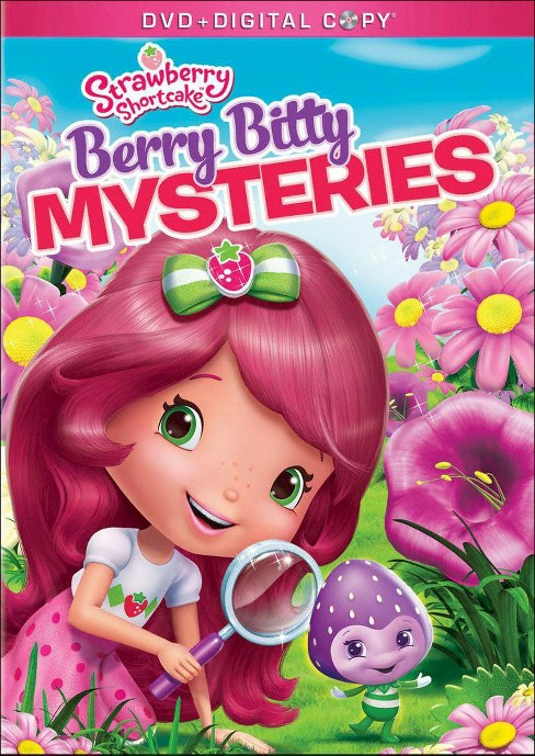 Strawberry Shortcake: Berry Bitty Mysteries - image 1 of 1