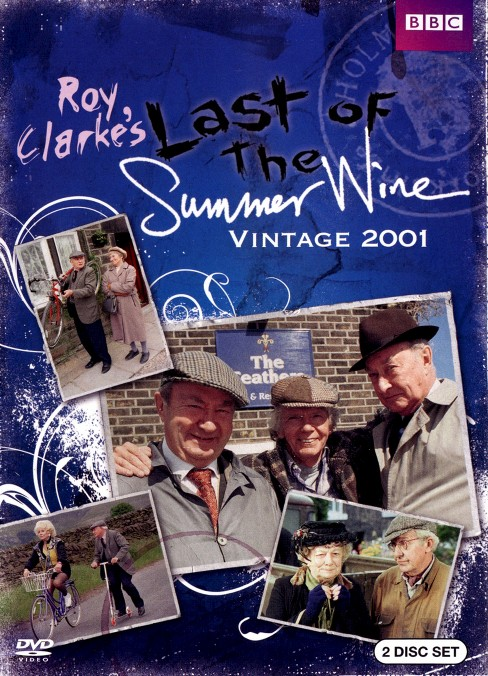 Last Of The Summer Wine:Vintage 2001 (DVD) - image 1 of 1