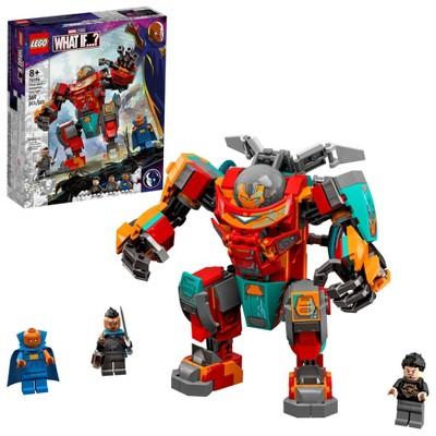 LEGO Marvel Tony Stark's Sakaarian Iron Man 76194 Building Kit