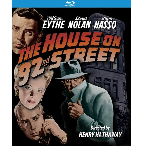 House On 92nd Street (Blu-ray) - image 1 of 1