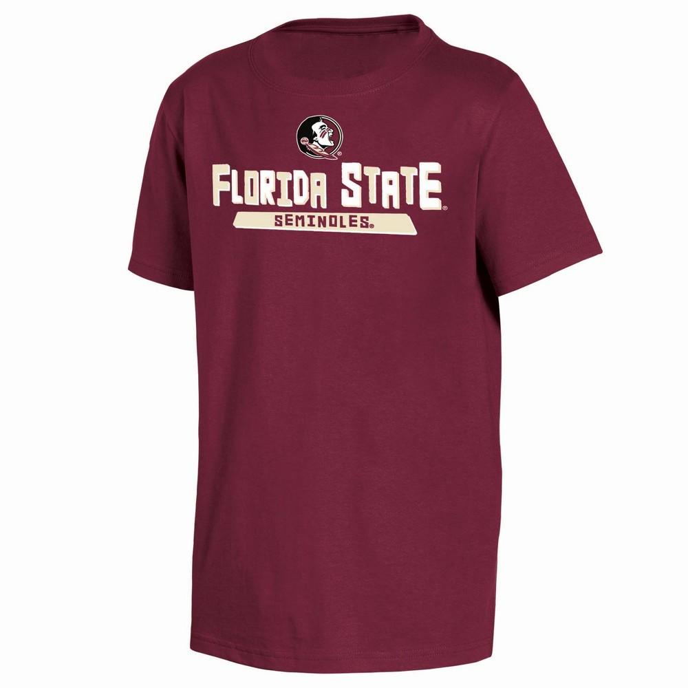 NCAA Toddler Boys' 2pk T-Shirt Florida State Seminoles - 3T, Multicolored