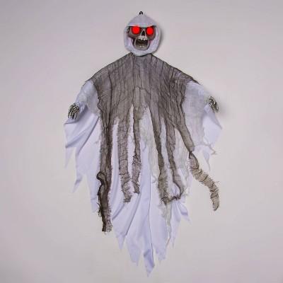 "30"" Skull with Lights Halloween Decorative Mannequin - Hyde & EEK! Boutique™"