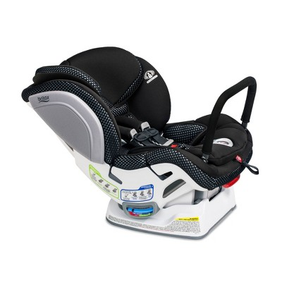 Britax Advocate ClickTight Anti-Rebound Bar Cool Flow Convertible Car Seat - Gray