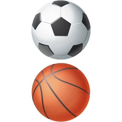 Soccer and Basketball Placemat Set of 2 - A & A Story