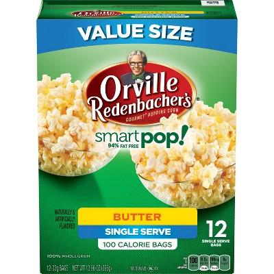 Microwave Popcorn: Orville Redenbacher's SmartPop