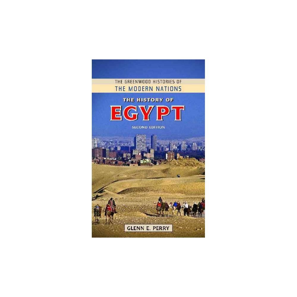 History of Egypt (Revised) (Hardcover) (Glenn E. Perry)
