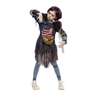 Kids' Zombie Deluxe Halloween Costume